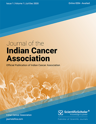 Journal of the Indian Cancer Association